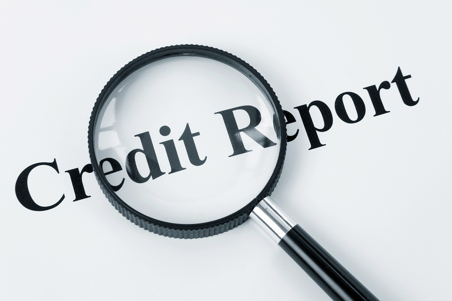 What's the best things to say when you are asked to write about your credit history?